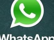 Aplicación WhatsApp viene molestos anuncios