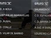 Calendario Trofeo Delegación Ourense Tercera Galicia provincial