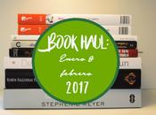 Blog Book Haul Enero-Febrero 2017