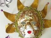 Decoupage Mascara veneciana- como hacerla misma, materiales faciles conseguir