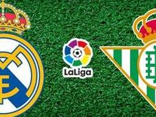 Real Madrid Betis VIVO Internet Marzo 2017