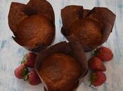 Muffins Buttermilk Fresas