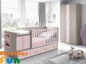 Mobiliario para bebé: muebles complementos imprescindibles