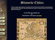 Planos otros documentos ciudades históricas