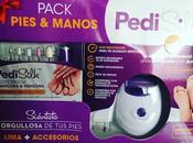 Lima Electrónica Pies Manos PediSilk. Pedido EvaFarma.es. FANTÁSTICA!!!!