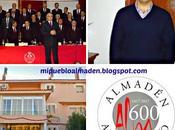 Miguel Oviedo, Vicente Fernández-Espartero Mensajeros serán premiados Almadén