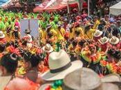 Carnaval Barranquilla Colombia Lugares Turísticos