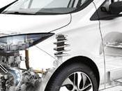 Trabajos sistema frenos vehículos híbridos eléctricos (II)