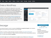 WordPress Subir ficheros servidor