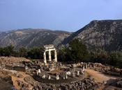 Delfos, Grecia oráculo ombligo mundo