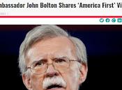 Noticia sobre armas biológicas John Bolton pretendió adjudicar Cuba