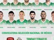 Convocatoria Seleccion Mexicana Costa Rica Trinidad Tobago Hexagonal