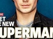 SUPERMAN STEEL: Henry Cavill Entertaiment Weekly