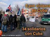 Ridículo Berlín: cubanos seguirán transformando rabia fotos)