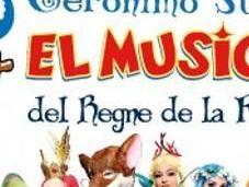 musical Gerónimo Stilton presenta Barcelona