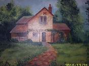 Obras Pintora Rosa Doménica fueron donadas SOFOBANO para recaudar fondos