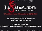 Talleres Teatro 2011