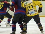 Hockey hielo: Barcelona clasifica para final liga superar Puigcerdà tercer partido.