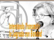 Intentando transmitir sagrado bondad Angelica Soler