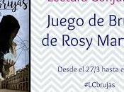 """Lectura Conjunta """"Juego Brujas"""" Rosy Martínez."""