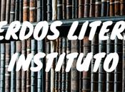 Recuerdos literarios instituto