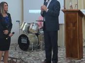 inauguró Centro EDEAM (Escuela Evangelístas Alberto Mottesi) Piedra Aguila