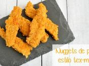 Nuggets pollo tex-mex