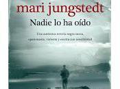 Nadie oido (Jungstedt Mari)
