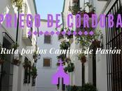 Ruta Caminos Pasión: ¿Qué Priego Córdoba?
