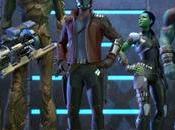 Desvelada fecha lanzamiento Guardianes Galaxia Telltale Games