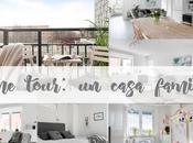 HOME TOUR: piso familiar lleno detalles coquetos