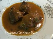 Carrilleras Cerdo Salsa