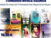 Congreso Novela Valencia, Monasterio Miguel Reyes.