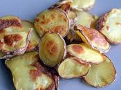 Chips patatas crujientes