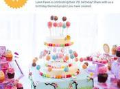 Reto Lawn Fawn: ¡Feliz cumpleaños!