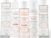 Avène: diferentes productos beneficios