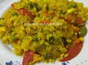 Paella Pollo Verduras