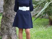 looks vestido azul marino especial punto aparte