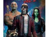 pósters Guardianes Galaxia Vol. Bebé Groot destacando sobre resto