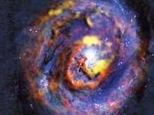 galaxia activa cercana 1433