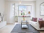 Cómo actualizar casa para primavera: blanco, negro, estampados florales... ¡mezcla!