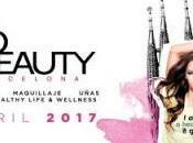Calentando motores para Cosmobeauty Barcelona 2017