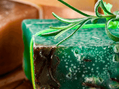 Jabón verde perejil para aclarar manchas piel