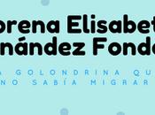 Entrevistando mundos: Lorena Elisabeth Fernàndez