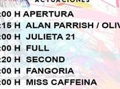 Horarios Elche Live Music Festival 2017
