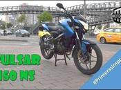 PULSAR #PrimerasImpresiones Motomoteros