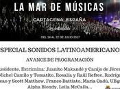Músicas 2017: Franco Battiato, Residente, Alpha Blondy, UB40, Michel Camilo Tomatito, Estricnina, Rosalía...