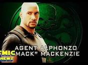 Vídeo promocional Mack para Agents Hydra