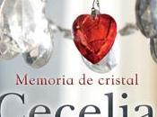 Reseña: Memoria Cristal Cecelia Ahern