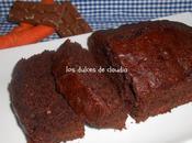 Pastel zanahoria chocolate